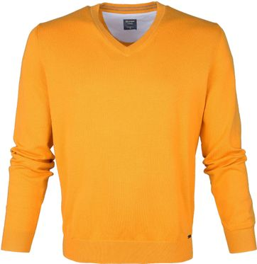 Olymp Pullover Gelb