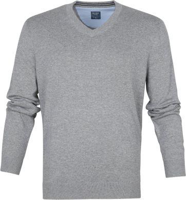 Olymp Pullover Grau