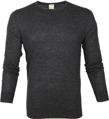 Olymp Pullover Lvl 5 Dark Grey