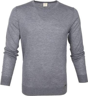 Olymp Pullover Lvl 5 Grau