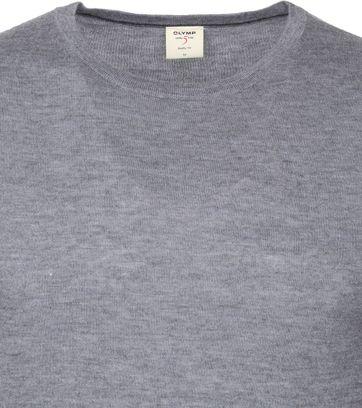 Olymp Pullover Lvl 5 Grey