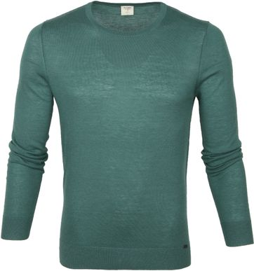 Olymp Pullover Lvl 5 Grün
