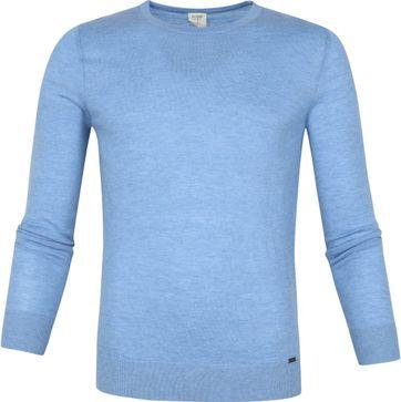 Olymp Pullover Lvl 5 Hellblau
