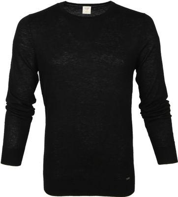 Olymp Pullover Lvl 5 Schwarz