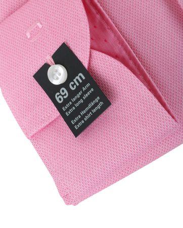 Detail Olymp Shirt Body Fit Fuchsia SL7