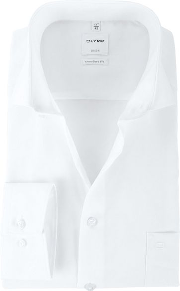 Olymp Shirt Comfort Fit Cutaway