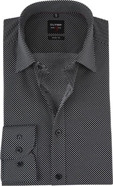 OLYMP Shirt Level 5 BF Diamond