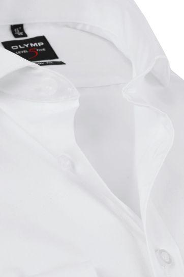 OLYMP Shirt Level 5 White BF