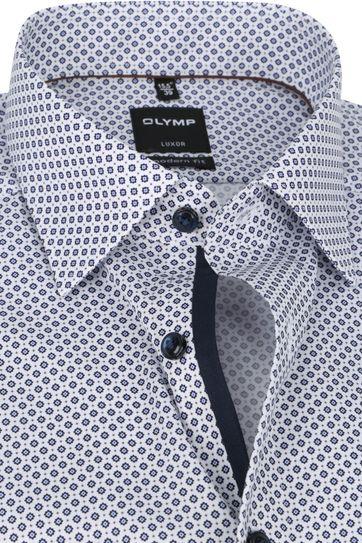 OLYMP Shirt Luxor MF Vintage White