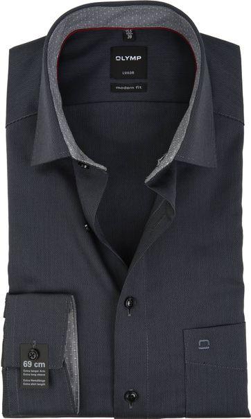 OLYMP Shirt Luxor Modern-Fit SL7 Grey