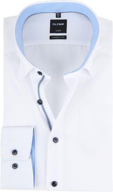 OLYMP Shirt Luxor White