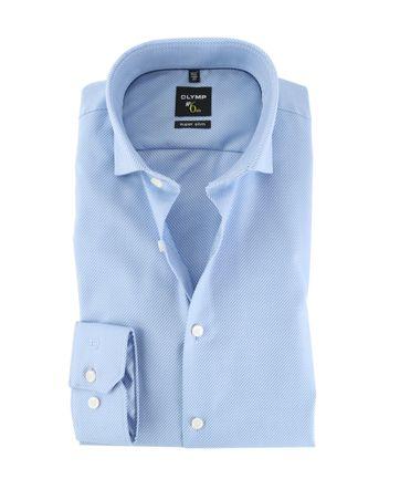 Olymp Shirt No\'6 Blauw