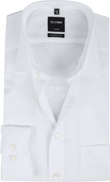 Olymp Shirt White