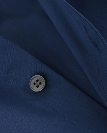 Detail Olymp Super Slim Fit Overhemd Donkerblauw