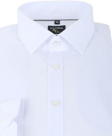 Detail Olymp Super Slim Fit Overhemd Wit