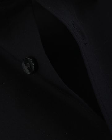 Detail Olymp Super Slim Fit Overhemd Zwart