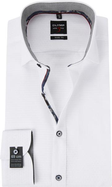 c894fde0e55 OLYMP Wit Overhemd BF Level 5