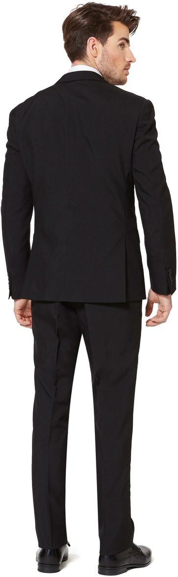 OppoSuits Black Knight Anzug