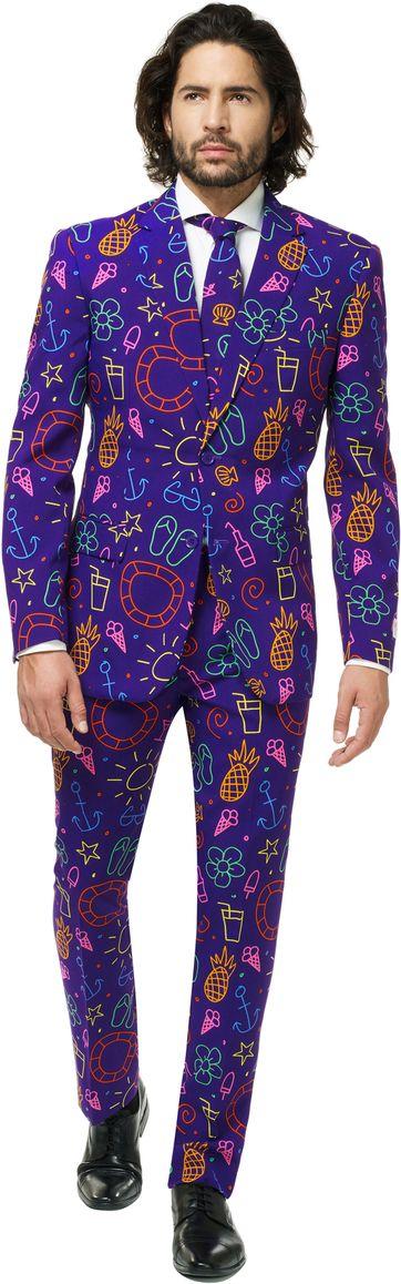 OppoSuits Doodle Dude Kostuum
