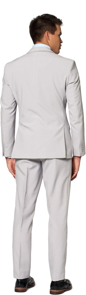 OppoSuits Groovy Grey Suit
