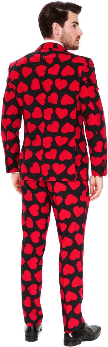 Detail OppoSuits King Of Hearts Kostuum