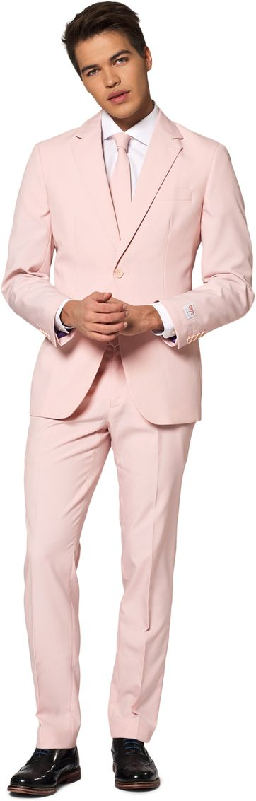 OppoSuits Lush Blush Suit