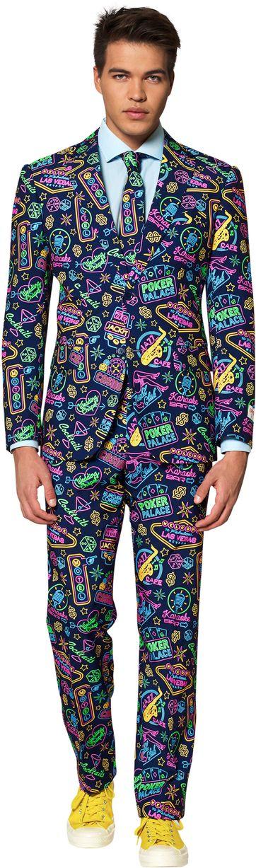 Opposuits Mr. Vegas Kostuum