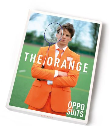 OppoSuits Orange Suit