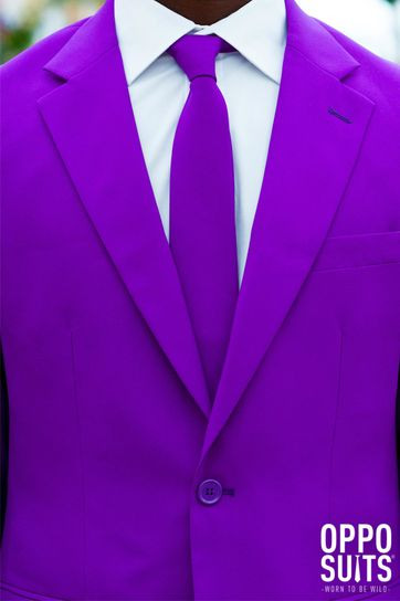 OppoSuits Purple Prince Kostüm