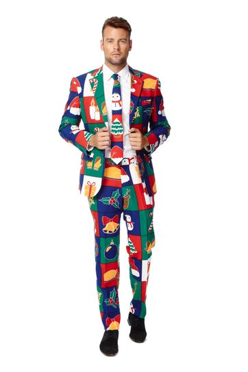 OppoSuits Quilty Pleasure Kostuum