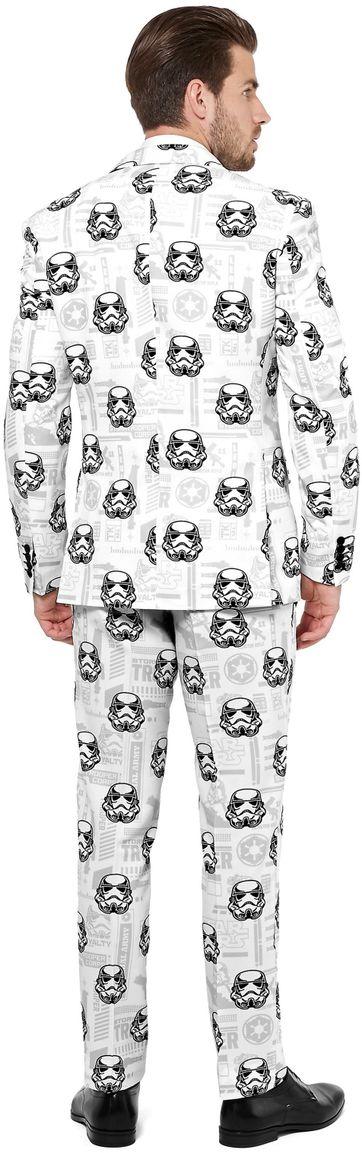 Detail OppoSuits Stormtrooper Kostuum