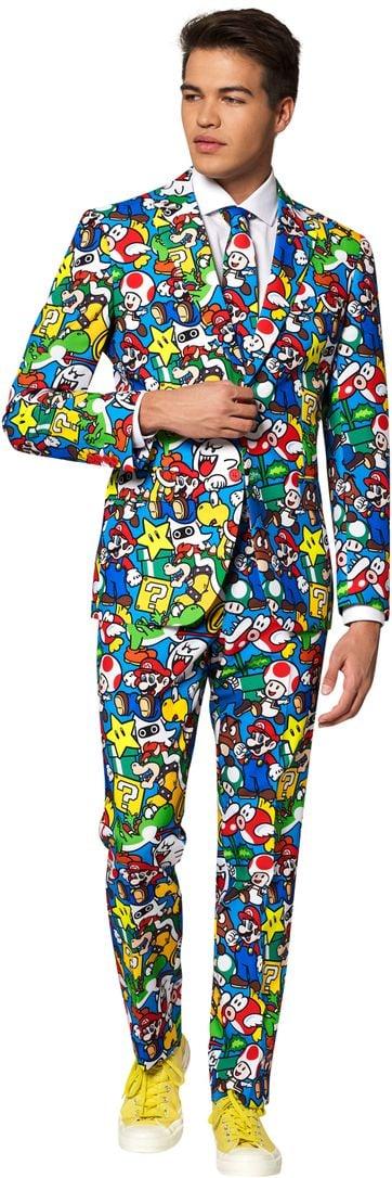 OppoSuits Super Mario Anzug