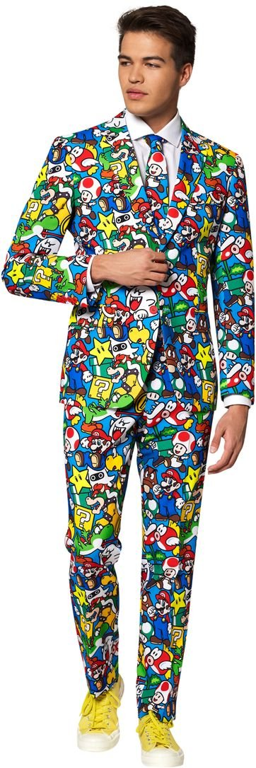 OppoSuits Super Mario Suit