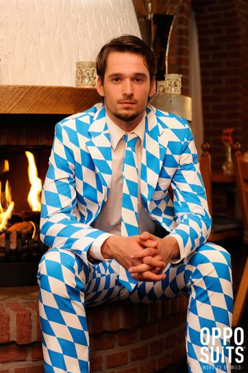 OppoSuits The Bavarian Suit