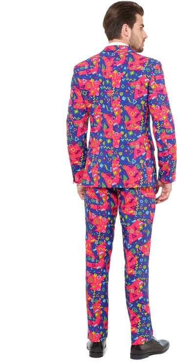Detail OppoSuits The Fresh Prince Kostuum