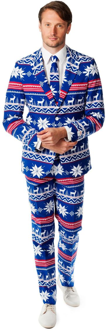 OppoSuits The Rudolph Suit
