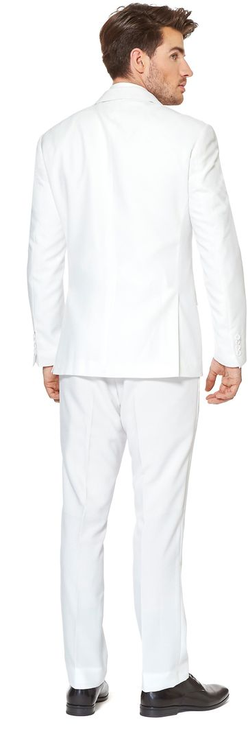 Detail OppoSuits White Knight Kostuum