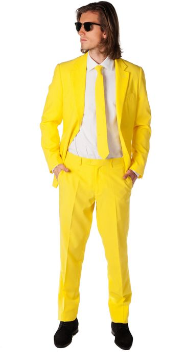 OppoSuits Yellow Fellow Suit