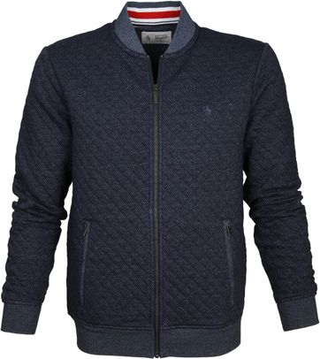 Original Penguin Bomber Jack Navy