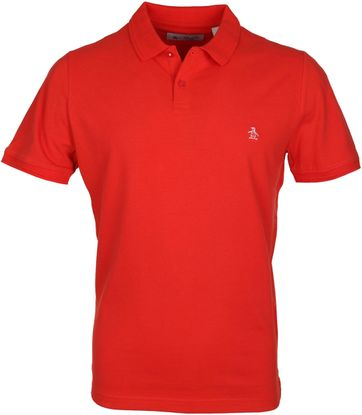 Original Penguin Polo Orange