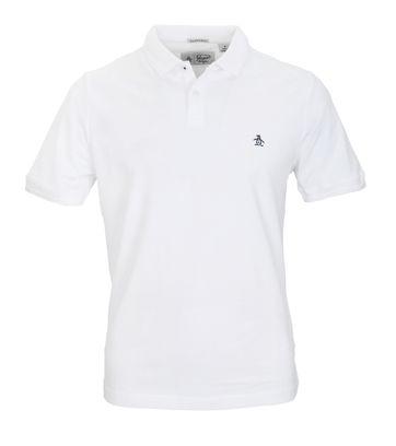 Original Penguin Poloshirt Weiss