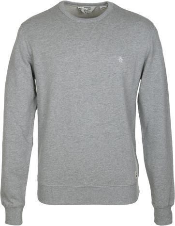 Original Penguin Sweater Grijs