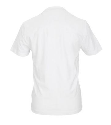 Detail Original Penguin T-shirt Wit