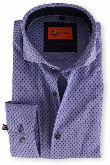 Overhemd Cutaway Carre Blue 122-3