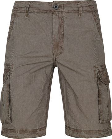 Petrol Cargo Shorts Wild Dessert Brown
