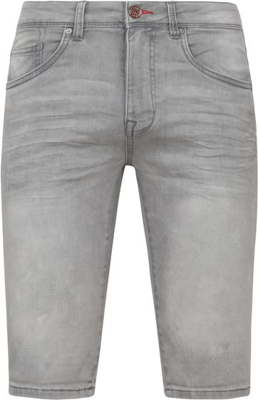 Petrol Jackson Shorts Denim Grey