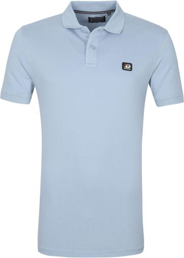 Petrol Polo Parrot Blauw