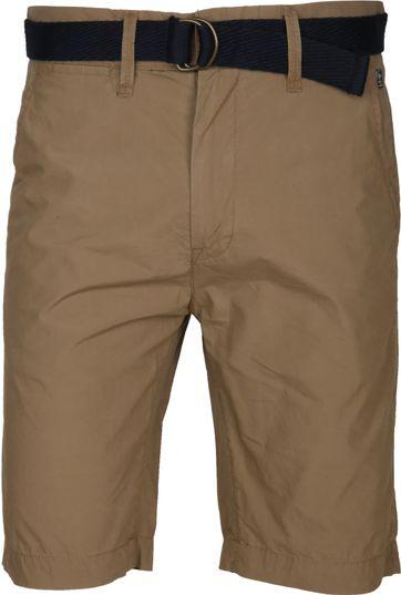 Petrol Short Khaki