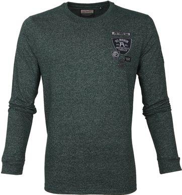 Petrol Sweater Dark Green