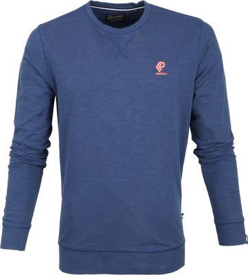 Petrol Sweater Dunkelblau